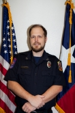 McQueeneyFD-Firefighter & EMT John Blake