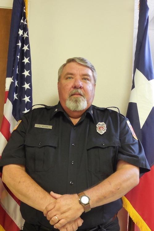 McQueeneyFD-Firefighter & Vice President