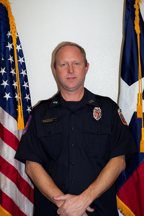 McQueeneyFD-Firefighter & EMT David Pierce