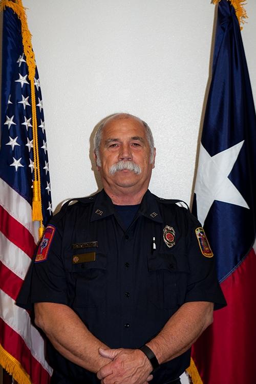 McQueeneyFD-Firefighter & Paramedic Gerald Weniger