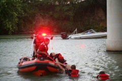 Water rescue drill 2