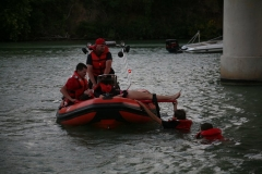 Water rescue drill 3