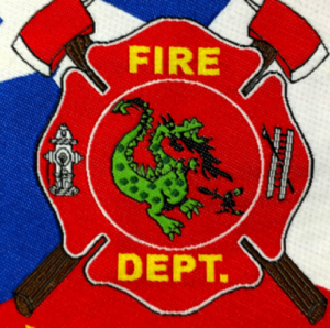 volunteer fire department Guadalupe County