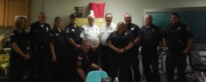 McQueeney VFD Officers