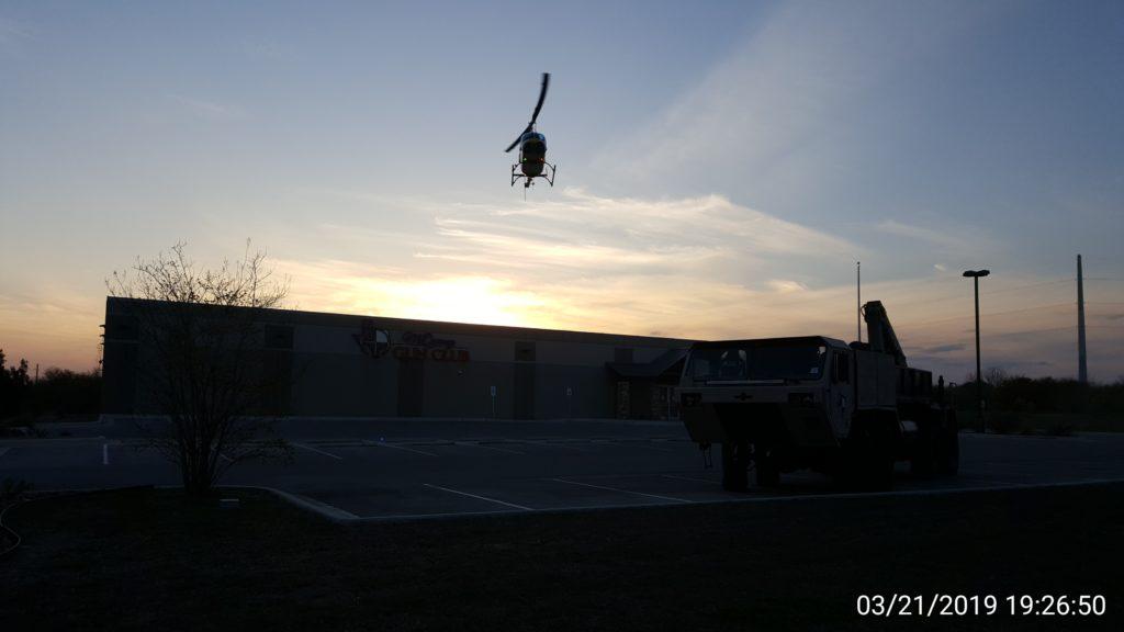 McQueeney VFD Responds to Multivehicle Accident on FM725   McQueeney